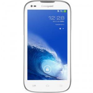 Coolpad 酷派 5890 CDMA/CDMA2000 手机 白色 定制机588元,限北京仓