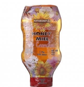 哈昵honey 加拿大蜂蜜 1kg75元,同款其他商城130元以上