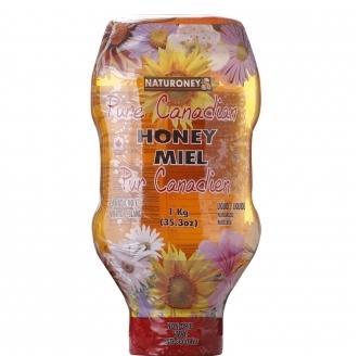 哈昵honey 加拿大蜂蜜 1kg 99元,可用买5瓶,折合每瓶仅59元