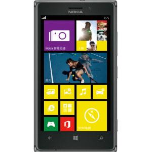 限华南:NOKIA 诺基亚 Lumia 925 3G手机 WCDMA/GSM2098元(2198-100)
