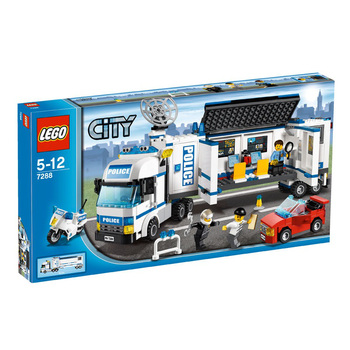 LEGO 乐高 流动警署 L7288424元,下单立减100元,再返310券