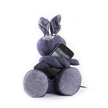忍着兔:SUIRUI 随锐 KSP-98A 毛绒数码2.0音箱 忍者兔当当网15元,同款京东商城59元
