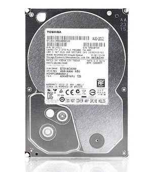 TOSHIBA 东芝 2T 台式机硬盘 DT01ACA200499元包邮(526元,用码立减27)