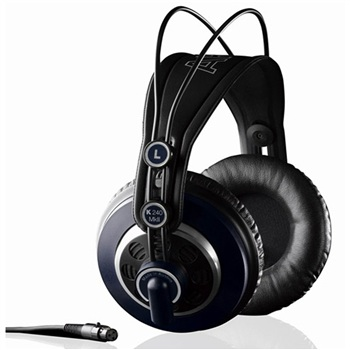 AKG 爱科技 K240MKII 专业监听耳机599元包邮(699-100)