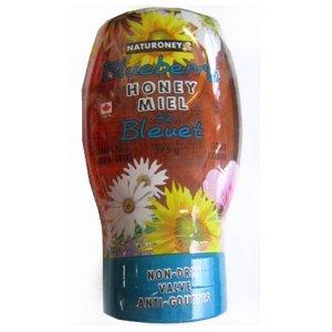 Honey哈昵蓝莓蜂蜜375g(进口)39.9包邮