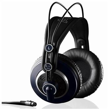 再特价:AKG 爱科技 K240MKII 专业监听耳机599元包邮(699-100)