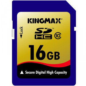 Kingmax 胜创 SDHC 16GB class 10 存储卡44.9,限华中地区