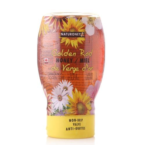 限华东 :Naturoney哈昵野黄菊花蜂蜜375g (加拿大进口 罐)29.9元,全网最低