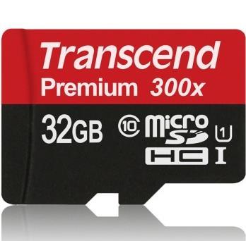 创见(Transcend)MicroSDHC(TF)UHS-I 300X 32G 存储卡 45M/s59.9元(69.9元,可满100-20)
