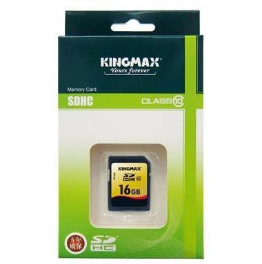 KINGMAX存储卡 SDHC-16G (CLASS 10)39.9元包邮