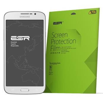亿色 (ESR) 高亮清透手机贴膜 透明屏幕保护贴 适用于三星 Galaxy Mega I91521元,适合凑单