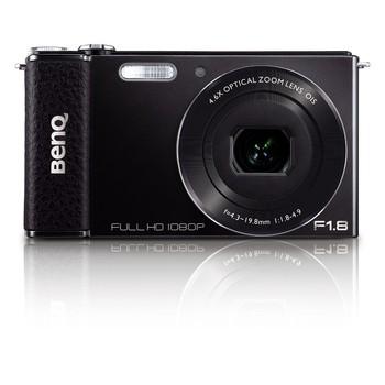 明基(BenQ) G1 自拍神器 黑色(1400万像素 3英寸旋转屏 4.6倍光学变焦 F1.8大光圈 1080P高清摄像)599元