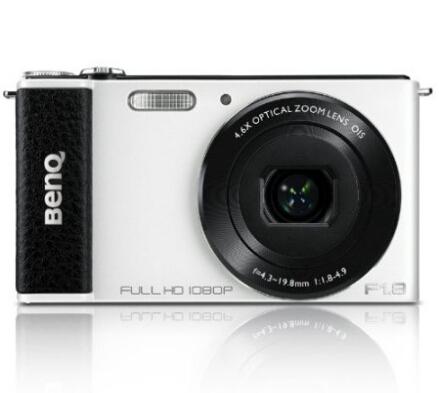 明基(BenQ) G1 自拍神器 数码相机 白色599元(赠99元大礼包)
