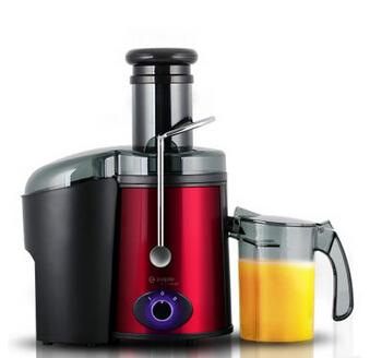 caple/客浦JE2266家用大口径榨汁机电动渣分离不锈钢水果汁机153元