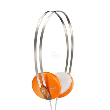 五色可选:Bingle 宾果 i330 头戴式便携耳机19元