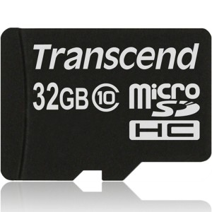 创见(Transcend)MicroSDHC(TF)Class10 32G 存储卡69.9元