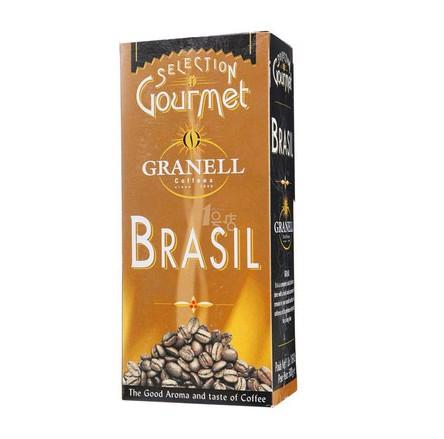Granell可莱纳 巴西咖啡豆 500g 67.5