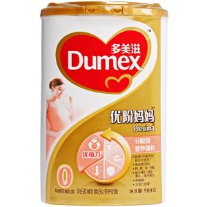 限华东:易迅网 多美滋 金装 优阶妈妈 900g易乐罐 186元,可满200减100元