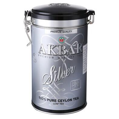 AKBAR阿客巴 银牌锡兰茶(散茶)150g 39.5元(折后价)