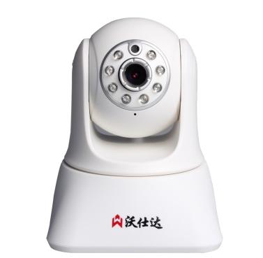 移动端:沃仕达(woshida)W8157 无线摄像头 高清网络摄像机ip camera远程监控WIFI网络摄像头720P199元(满200-20元东卷)