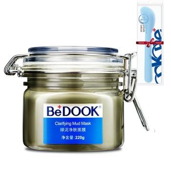 BeDOOK 比度克 绿泥净肤面膜 220g31元(49,满199-80)