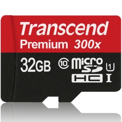 创见 UHS-I 300X 32G TF(MicroSDHC)卡39.9元
