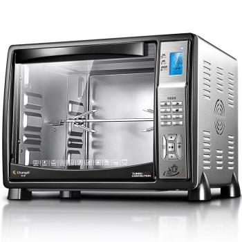 手机端:Changdi 长帝 CRDF25 30L 全温型不锈钢电烤箱175.12元(199元,2件88折)