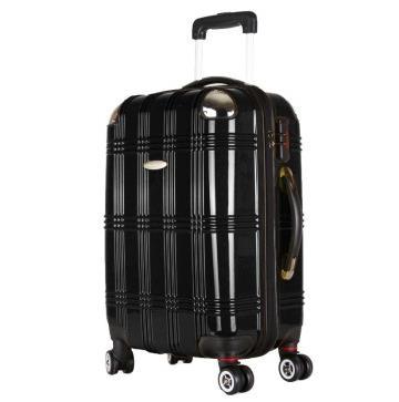 泊客行者blomberg 糖果色拉杆箱晋级款20寸PC材质723黑色159元