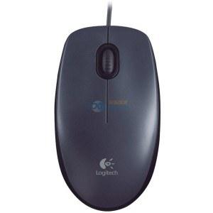 罗技(Logitech)M90 有线鼠标 黑色29.9元