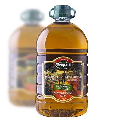 满减好价:卡拉佩利(CARAPELLI)特级初榨橄榄油5升149元