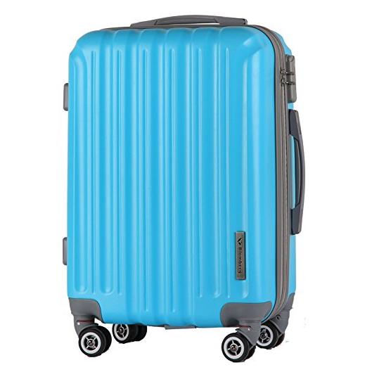 泊客行者 中性 万向轮旅行拉杆箱托运箱可登机 LS-852 天蓝色 21寸159元