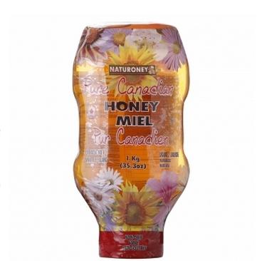 单品好价! 加拿大进口 honey 哈昵 天然蜂蜜1kg69元