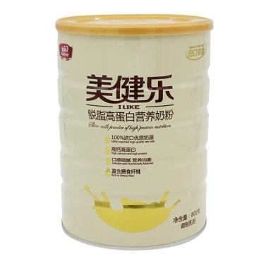 美庐(M.love)美健乐 脱脂高钙高蛋白营养奶粉800g49元