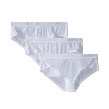 限S码:Calvin Klein Second Skin Hipster 女士内裤 3条装¥63.06+¥15.6直邮中国(约¥79)
