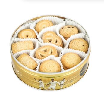 DANESITA CR7 C罗 丹妮丝塔奶油曲奇饼干454g19.9元(下单立减)