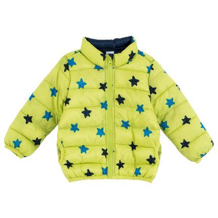 预售#C&A男婴星星印花棉衣 立领夹棉外套