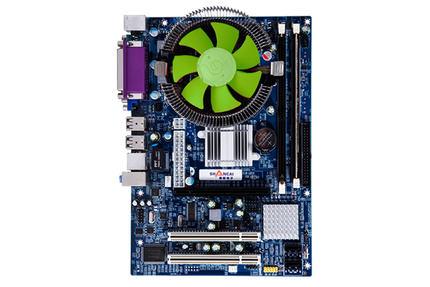 善财g41电脑主板套装cpu四核套装