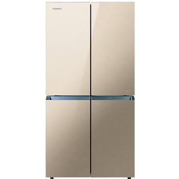 14点移动端:康佳(konka) bcd-401bx4s 401升 十字对开门冰箱