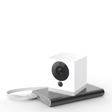 小米 小方智能摄像头 1080p